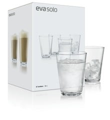 Eva Solo - Drinking Glass 38 cl. 8 pcs. (567423)