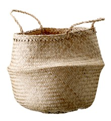 Bloomingville - Basket Ø 40 cm - Sea Grass (928004)