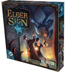 Elder Sign - Brætspil (Engelsk)