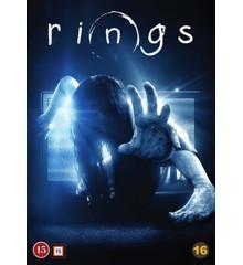 The Ring 3 / Rings - DVD