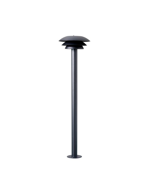 Dyberg-Larsen - DL31 - Bedlampe - Black