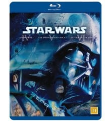 Star Wars - Original Trilogy (IV/V/VI) (Blu-Ray)
