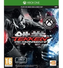 Tekken Tag Tournament 2 /Xbox 360 & Xbox One