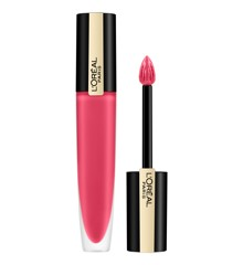 L'Oréal - Rouge Signature Lipstick - 128 I Decide