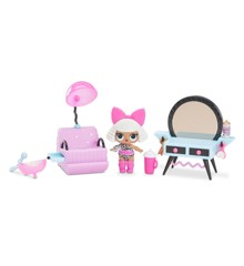 L.O.L. Surprise - Furniture with Doll -  Salon med Diva