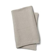 Elodie Details - Moss-Knitted Blanket - Greige