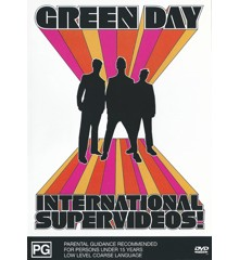 Green Day – International Supervideos! - DVD