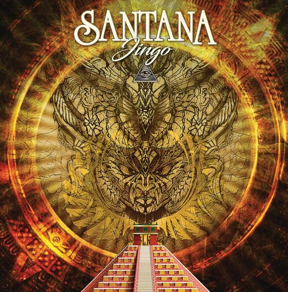 Santana - Jingo - 2Vinyl
