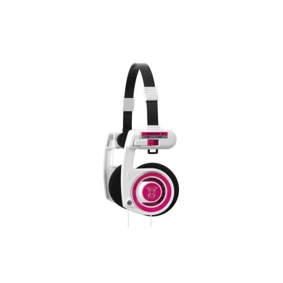 Koss - Headset Porta Pro 2, White Pitahaya (pink)