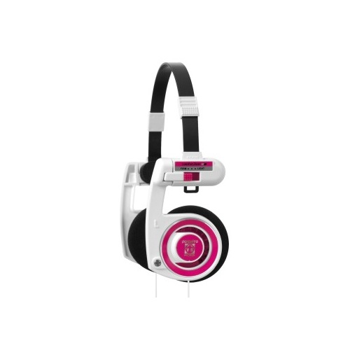 Koss Porta Pro 2 Stereo-Kopfhörer - White Pitahaya (pink)