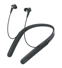 Sony - WI1000X Trådløs In-Ear m/Støjreduktion Sort