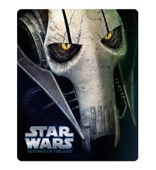 Star Wars, Episode III: Revenge of the Sith - Steelbook (Blu-Ray)