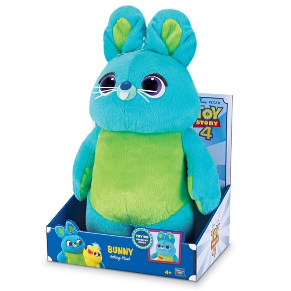 Toy Story - Deluxe Talende Furry