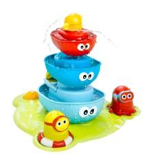Yookidoo - Stack ´n´spray springvand badelegetøj