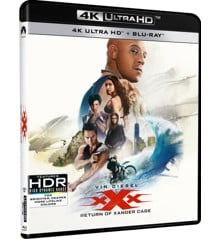 xXx - The Return Of Xander Cage (4K Blu-Ray)