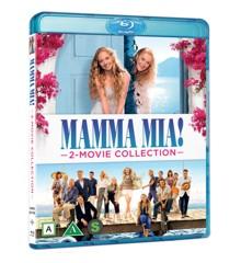Mamma Mia 1 & 2 collection