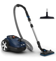 Philips - Performer Silent Vacuum Cleaner /w Bag FC8780/09