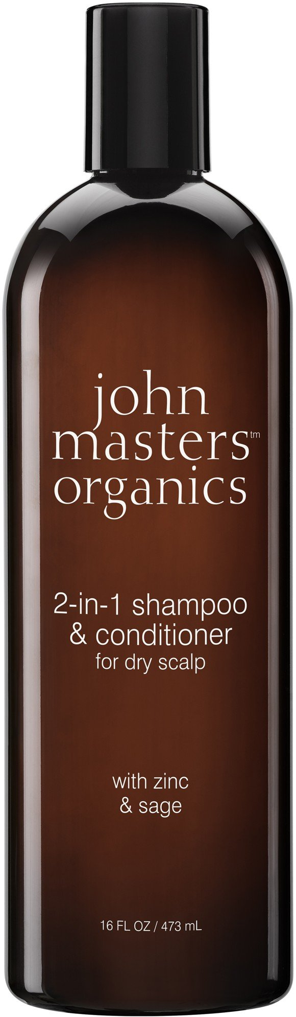 John Masters Organics - Zinc & Sage  Shampoo With Conditioner 473 ml