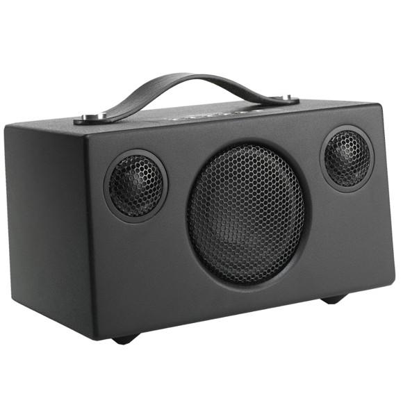 Audio Pro - Addon T3 Transportabel Bluetooth Højttaler Sort