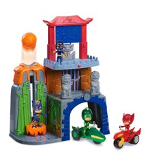 PJ Masks - Mystery Mountain Playset ( 10-95415)