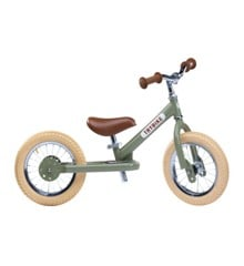 Trybike - Løbecykel, Vintage grøn