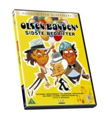 Olsen Banden 6 - Sidste bedrifter - DVD