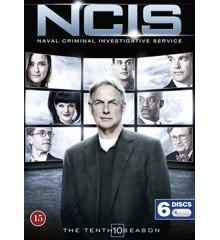 NCIS - Sæson 10 - DVD