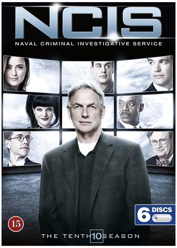 NCIS - Season 10 - DVD