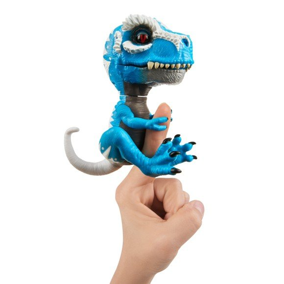 Fingerlings - Untamed - T-Rex - Blue