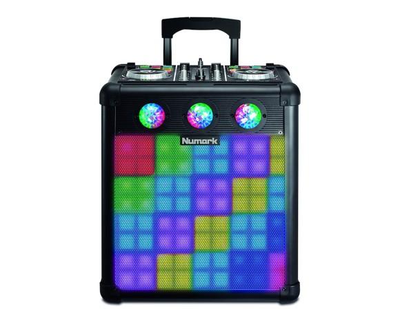Numark - Party Mix Pro - USB DJ Controller