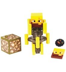 Minecraft - Comic Mode 8 cm Figur - Blaze