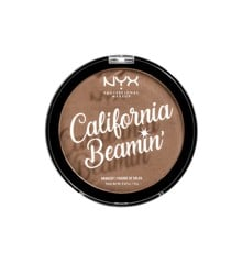NYX Professional Makeup - California Beamin' Bronzer - The Golden One