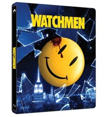 Watchmen - Limited Steelbook (Blu-ray)
