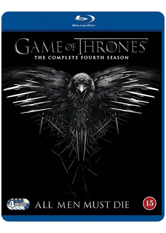 Game of Thrones: Sæson 4 (Blu-Ray)