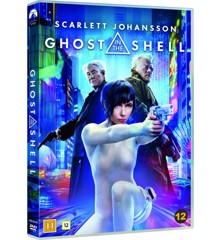 Ghost In The Shell - DVD