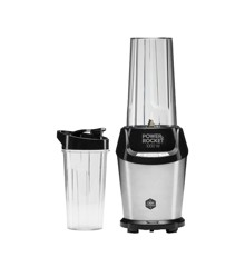 OBH Nordica - Power Rocket Blender - Silver (6648)