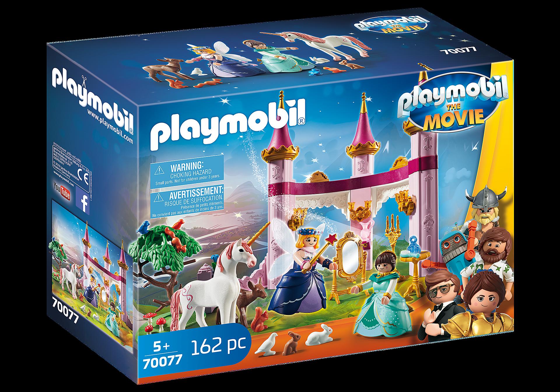 Playmobil - THE MOVIE Marla in the Fairytale Castle (70077)
