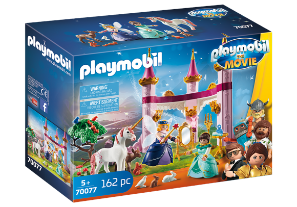 Playmobil - THE MOVIE Marla in the Fairytale Castle (70077)