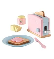 KidKraft - Pastel Toaster Sæt