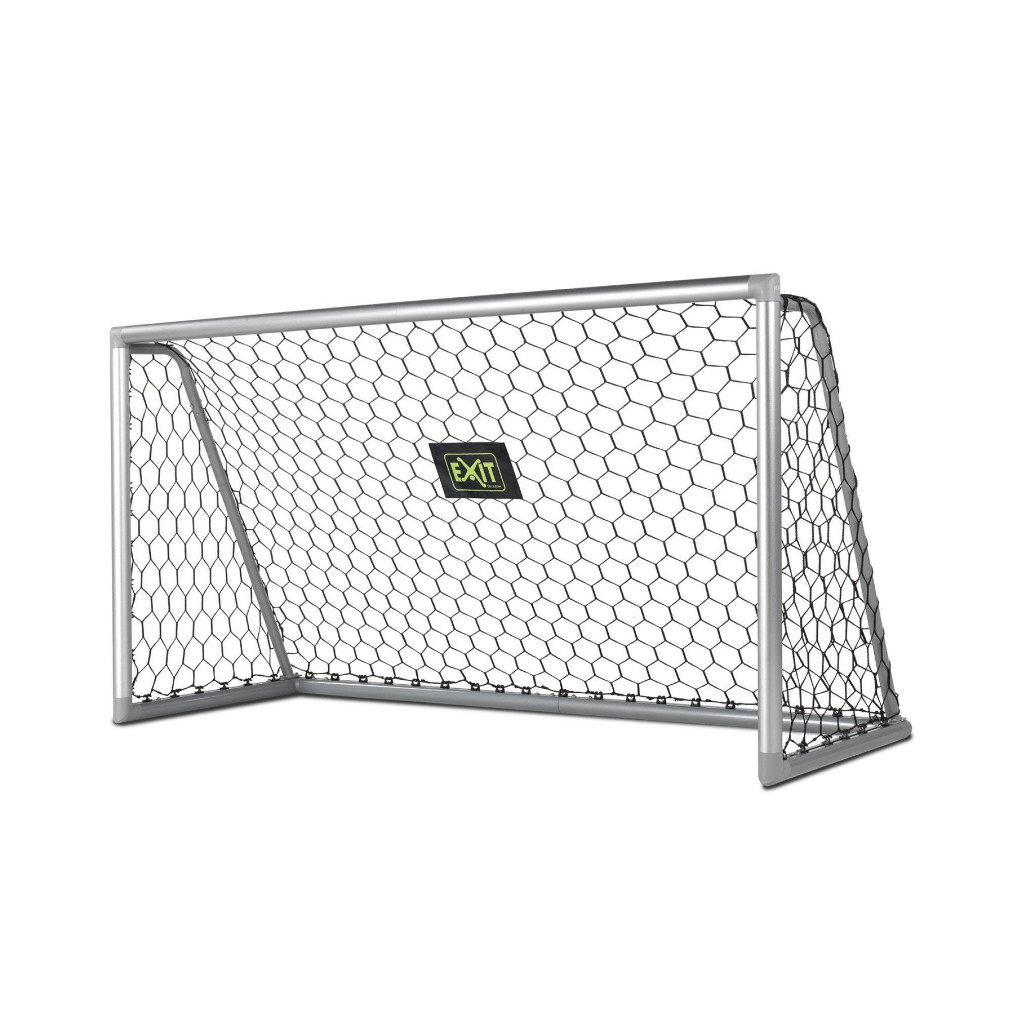 EXIT - Scala aluminium fodbold mål (220x120cm) (42.22.12.00)