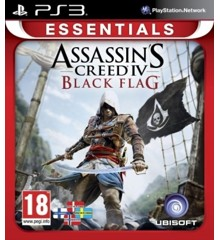 Assassin's Creed IV (4) Black Flag - Essentials (Nordic)