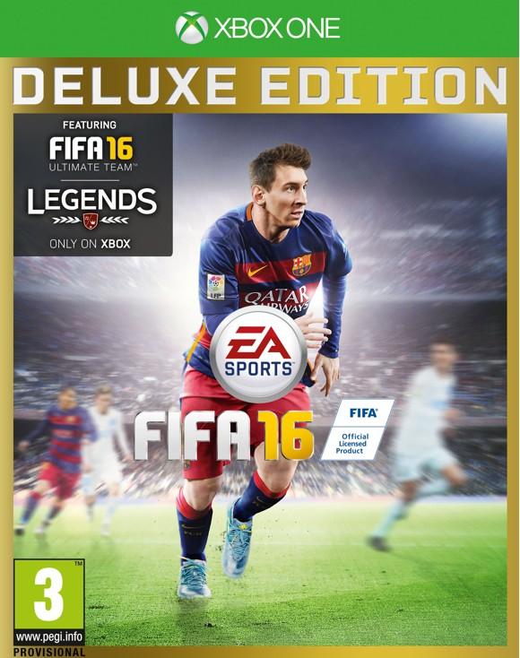 Fifa 16 - Deluxe Edition (Nordic)