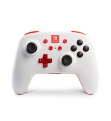 PowerA Enhanced Wireless Controller - White