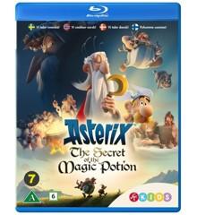 Asterix og trylledrikkens hemmelighed - Blu ray