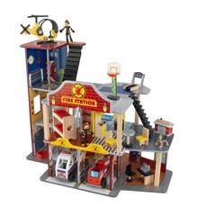 KidKraft - Deluxe Fire Rescue Set (63214)