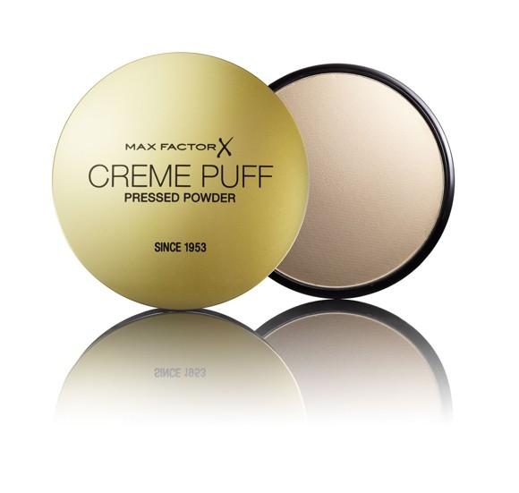 Max Factor - Creme Puff Compact Powder - Natural