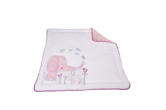 Baby Dan - Playmat Elefantastic - Pink