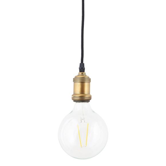 House Doctor - LED Bulb - Clear (GD0200)