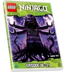LEGO: Ninjago (Series) - Sæson 5 - DVD