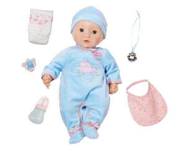 Baby Annabell - Bror Dukke